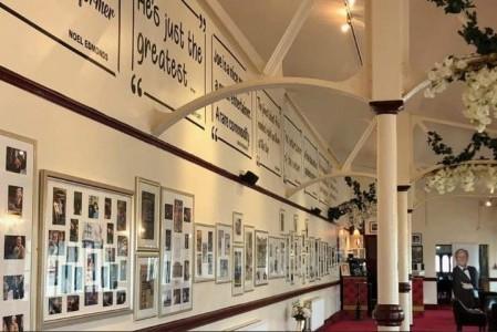 Joe Longthorne MBE Museum