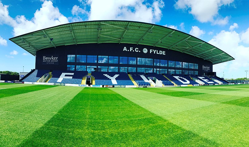 AFC Fylde, Mill Farms, Wesham