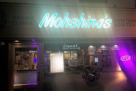 Moshinas Taste of India