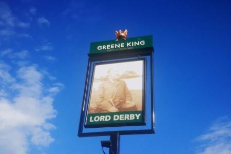 Lord Derby