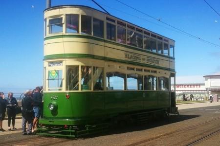 Blackpool Heritage Tram Tours