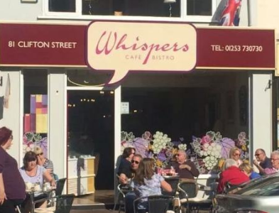 Whispers Cafe Bistro