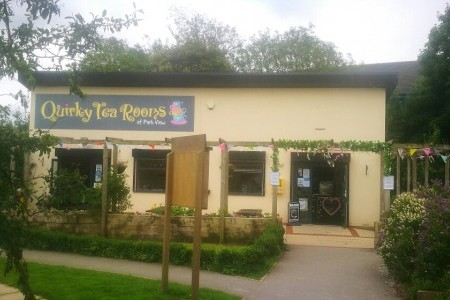 Quirky Tea Rooms at Park View
