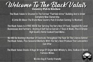 The Black Valais (Former Fairfield Arms)