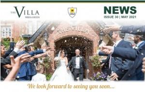 Villa News May 2021