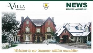 Villa News August 2021