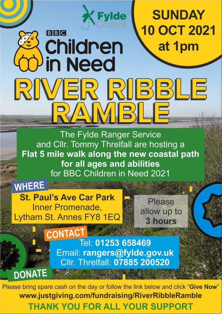 River Ribble Ramble