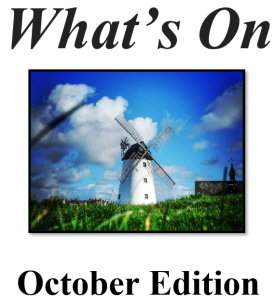 Whats On October 2021